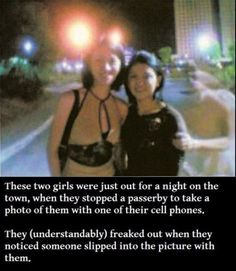 The Scariest Ghost Photos EVER! ~