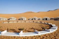 Les Magic Lodges: les palais des Milles et Une Nuits, dans le désert de Libye. Une destination Hoosta Magazine. | Flickr - Photo Sharing!