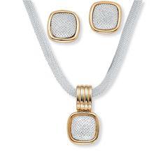 Tutone Tailored Jewelry Set