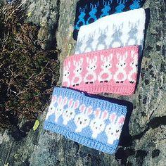 Ravelry: påskepannebånd pattern by Edel- Vanja Olsen Olsen, Ravelry, Christmas Stockings, Holiday Decor, Blog, Pattern, Hobby, Diys, Threading