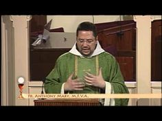 catholic homily for pentecost sunday