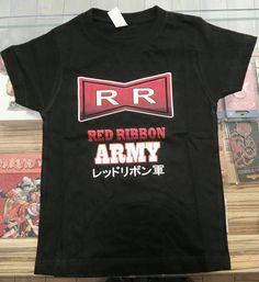 Cooooomo mola !! Ha llegado esta camiseta tamaño 3/4 años de Dragon Ball RED RIBBON ARMY que es un encargo y está claro que tendremos más :-). Si quieres una contacta con notros :-) podemos tener de la talla 3/4 años hasta la 5XL :-) #mistergift #mistergiftbcn #oficial #official #redribbonarmy #redribbon #dragonball #anime #manga
