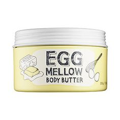 Too Cool For School - Egg Mellow Body Butter #sephora