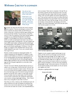 Betsy's Blog! :)