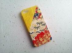 Creator: suicocco.|Creema #japanese paper(washi) iphone case