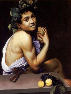 Caravaggio - Sick Bacchus, 1594