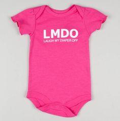 LMDO- Laugh My Diaper Off