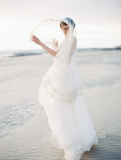 Ethereal Seaside Wedding Ideas %%ow_categoryName%% - Once Wed
