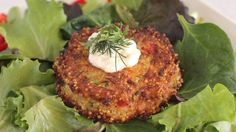 A filling alternative to traditional beef burgers, our Quinoa Burgers include red onion, red and green bell peppers, grated carrots and shredded zucchini. Ready in 1 hour, substitute water for chicken broth for a vegetarian option.
