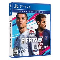 Fifa Champions Edition - Xbox One Playstation Games, Ps4 Games, Earth Defense Force 5, Motorbike Game, Fifa Games, Ea Sports, Latest Technology News, Strategy Games, Entertainment System