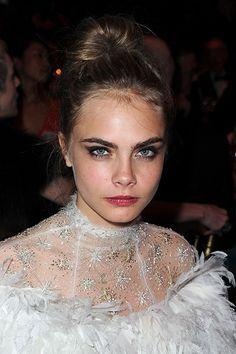 Cara Delevingne's Evolution & Best Red Carpet Beauty Moments | Teen Vogue