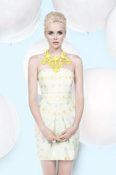Pretty pastel fashion