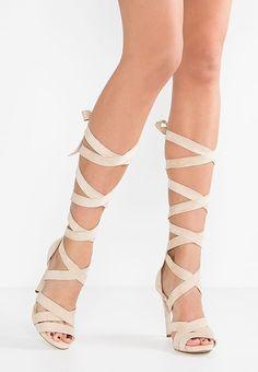 Mai Piu Senza High Heel Sandaletten - avana - Zalando.de