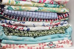 Tips on how to cut fabric for sewing