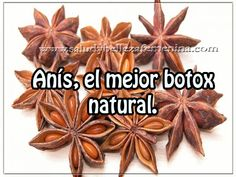 Anise, the best natural botox - Women& Health and Beauty .- Anís, el mejor botox natural – Salud y belleza femenina Anise, the best natural botox – Women& Health and Beauty - Beauty Care, Diy Beauty, Beauty Skin, Health And Beauty, Beauty Hacks, Beauty Ideas, Homemade Beauty, Face Beauty, Healthy Beauty