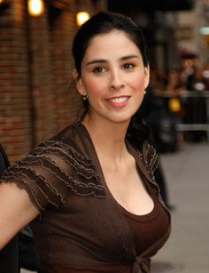 Sarah Silverman | Sarah Silverman | Pinterest | Vs and Comment