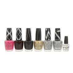After visiting the exhibit 'Punk: Chaos to Couture', Suzi Weiss Fischmann, OPI Co-Founder and Executive VP, was inspired to create a collection of shades that celebrates the role of music as a major influence in fashion.