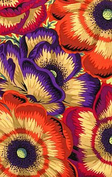 Waltzing Matilda fabric by Philip Jacobs