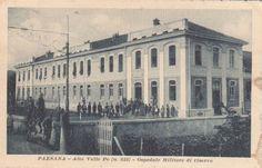 Paesana - Ospedale Militare di riserva