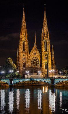 Église Saint-Paul, Strasbourg, Bas-Rhin