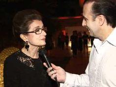 Costanza Pascolato no Minas Trend verão 2011, entrevista com Francisco C...