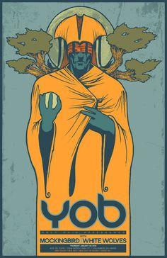 Yob poster