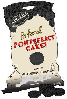 Pontefract Cakes Recipe