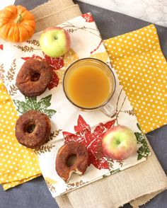 Apple Cider Donuts R