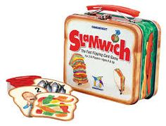Slamwich! A great game that corresponds with ABLLS: G4, I8, K15 and VB-MAPP: Tact 7