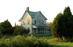 Abandoned house | Just outside Crisfield on Maryland's Eastern shore..not far from me
