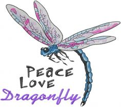 embroider dragonfly | ... dragonfly embroidery design free embroidery designs cute embroidery