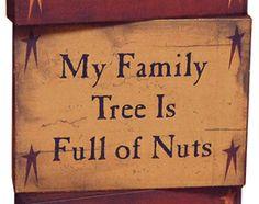Wood Sayings Blocks - Kruenpeeper Creek Country Gifts