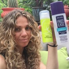 So #disappointed to find out that my go-to #curlyhair product #johnfrieda Dream Curl is testing on #animals via their parent company #Kao. I will never use any of their products again. It was difficult enough using it even though it was #notorganic but this just sealed it for me. I have switched to #devacurl products. They are #crueltyfree and use no sulfates or parabens. I'm loving the results. Highly recommended for your hair the #environment and our #animalfriends.  #idratherhavefrizz…