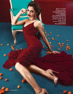 Deepika Padukone Vogue India June 2014