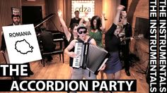 Sam Reider from THE AMIGOS BAND is here to show you just how widespread the accordion has been in starting every party throughout global history. Fact Man is...