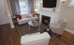 After: Living Room -- Property Brothers