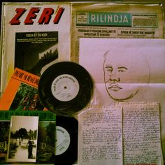 How proud can I be, and with all happiness and love I am watching things that my Grandpa let me too see, newspeaper, music CD, writings..1980-1983.