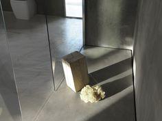 Duschrinne aus Edelstahl OLIFILO BILATO by OLI Design Romano Adolini