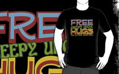 FREE (creepy uncle) HUGS (with 100% more crotch press)    £19.98