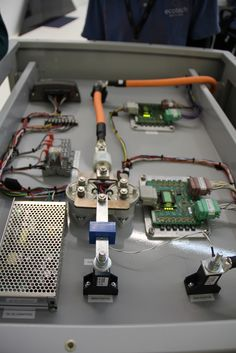 Lithium Iron battery management system for Lithium Iron battery (by Iron Edison)