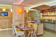 Hôtel Joke - Astotel #Paris. #HotelJokeAstotel #HotelJoke #HotelParis #Astotel #AstotelParis #France #Hotel #9thdistrict #9emearrondissement #breakfastroom #petitdejeuner #breakfast. © Hôtel Joke - Astotel à Paris par Jean-Benoît Clevenot, 2015. www.astotel.com