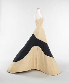 """Four Leaf Clover"" 1950s vintage dress - Charles james"