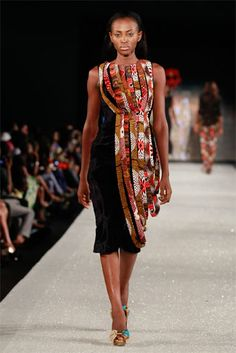 by Christie Brown --Ghanian ladies fashion line. African Fashion Designers, African Inspired Fashion, African Print Fashion, African Prints, African Fabric, Bold Fashion, Fashion Line, Ethnic Fashion, Ankara Fashion