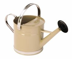Panacea 84870 Metal Traditional Painted with Chrome Trim Watering Can, 3.2 Liter, 4 Assorted Colors Panacea http://www.amazon.com/dp/B00I8PDP88/ref=cm_sw_r_pi_dp_pod2ub0GEP5TD
