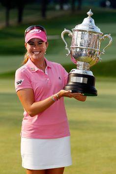 LPGA. Paula Creamer is my IDOL!