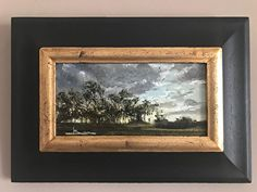 Chiarore by Antonio Bonatesta Oil ~ 10 cm x 20 cm