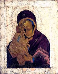 From Wikiwand: Our Lady of the Don Nativity Of Mary, Transfiguration Of Jesus, Andrei Rublev, Christ Pantocrator, John The Baptist, Orthodox Icons, Art Studies, Our Lady, Cover Photos