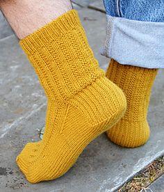Colonel Mustard Socks by Erin L. Black - free