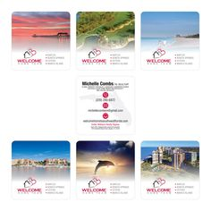 Business Card Series #amygraudesign #realestate