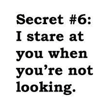 Top 30 Secret Crush Quotes - Tap the link to shop on our official online store! You can also join our affiliate and/or rewards programs for FREE! Cute Love Quotes, Crush Quotes For Him, Love Quotes For Her, New Quotes, True Quotes, Secretly In Love Quotes, Crushing On Him Quotes, Looking At You Quotes, Crush Sayings